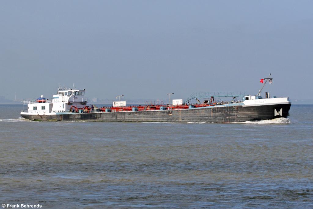 Photos de navires Luxembourgeois Armateur enre Belgique G Granat10