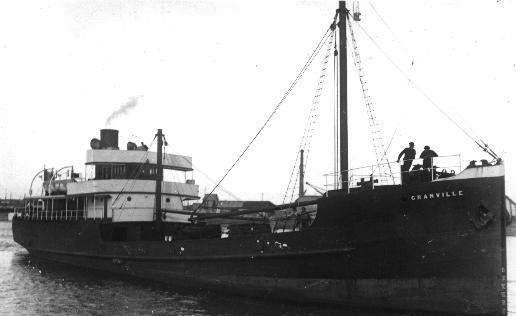 cargo Granville (histoire) Granvi12