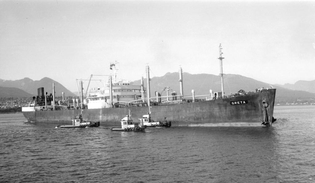 Photos Navires du monde construit entre 1950-1960 (5) Greta_10