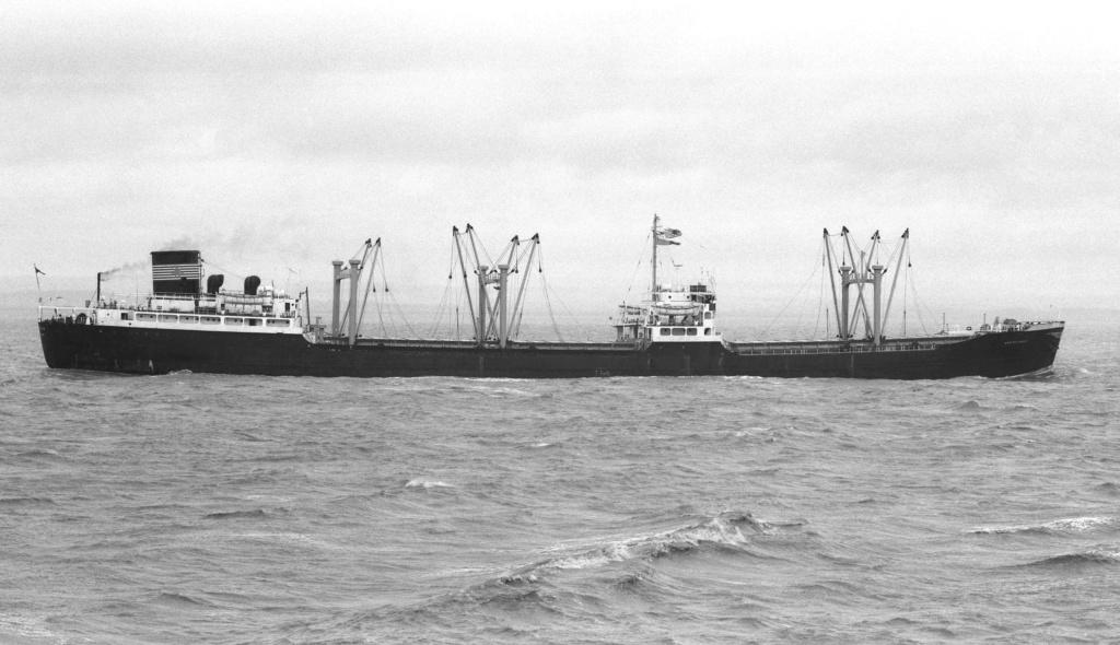 Photos Navires du monde construit entre 1950-1960 (1) Gretaf10