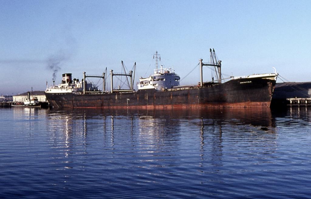 Photos Navires du monde construit entre 1950-1960 (2) Gretaf11