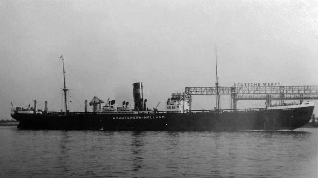 Photos General cargo avant 1940 (Plus 3000gt) 4 Groote10