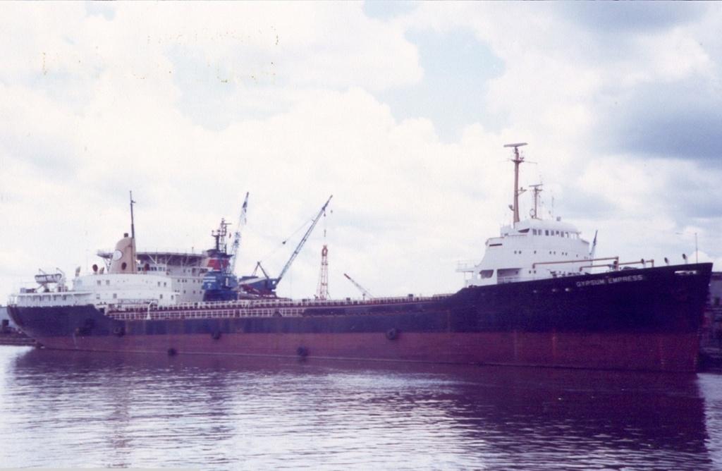 Photos Navires du monde construit entre 1950-1960 (3) Gypsum11