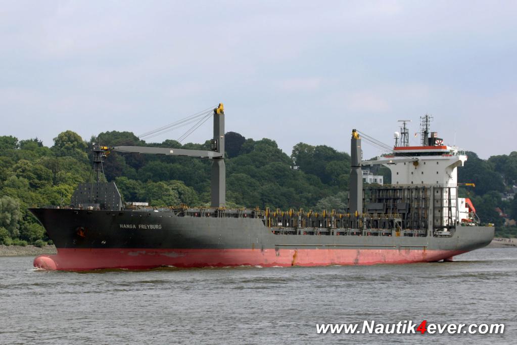 Photos de navires Luxembourgeois Armateur enre Belgique H/I Hansa_10