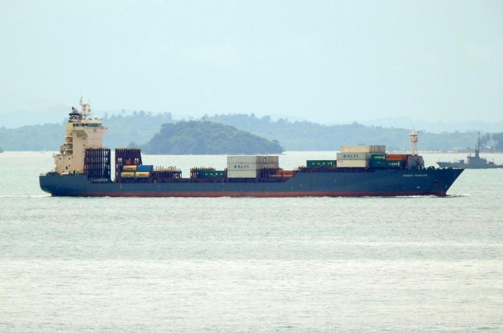 Photos de navires Luxembourgeois Armateur enre Belgique H/I Hansa_11