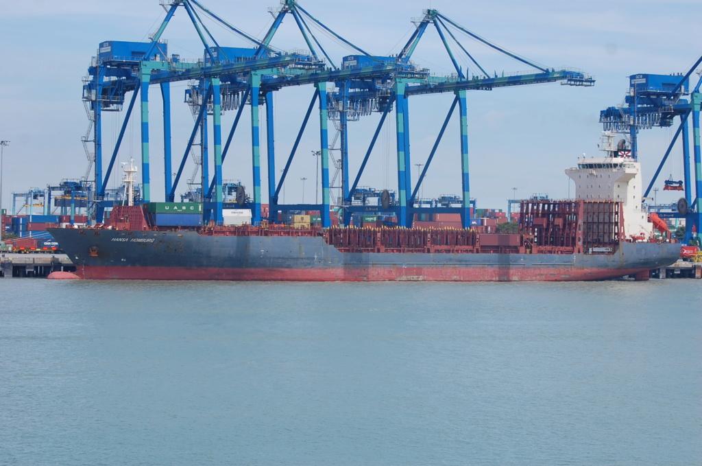 Photos de navires Luxembourgeois Armateur enre Belgique H/I Hansa_12