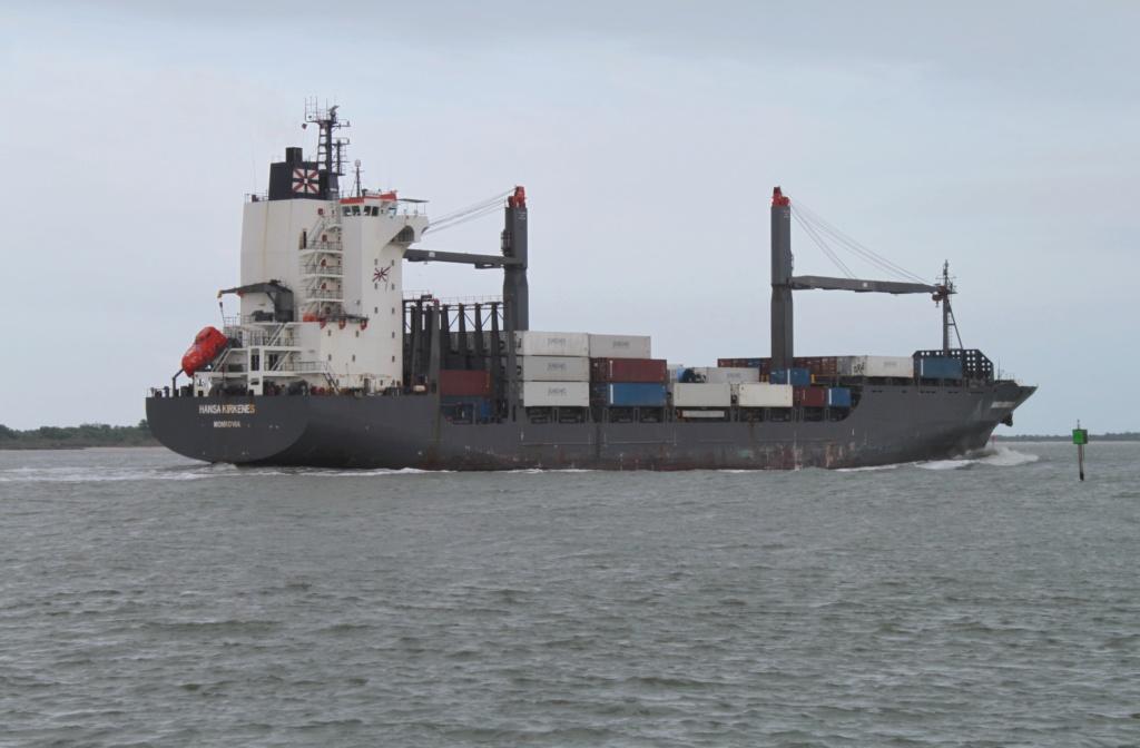 Photos de navires Luxembourgeois Armateur enre Belgique H/I Hansa_13