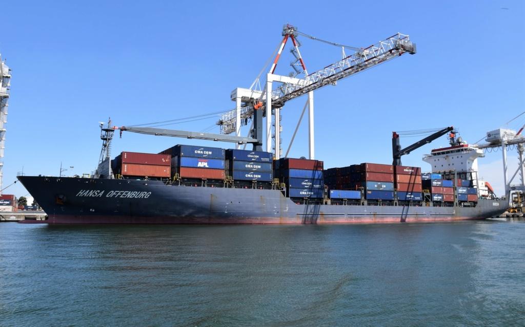 Photos de navires Luxembourgeois Armateur enre Belgique H/I Hansa_14