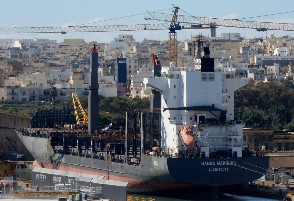 Photos de navires Luxembourgeois Armateur enre Belgique H/I Hansa_15