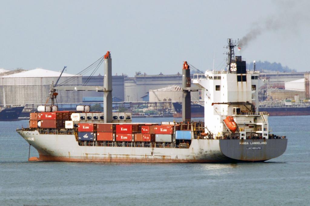 Photos de navires Luxembourgeois Armateur enre Belgique H/I Hansa_16