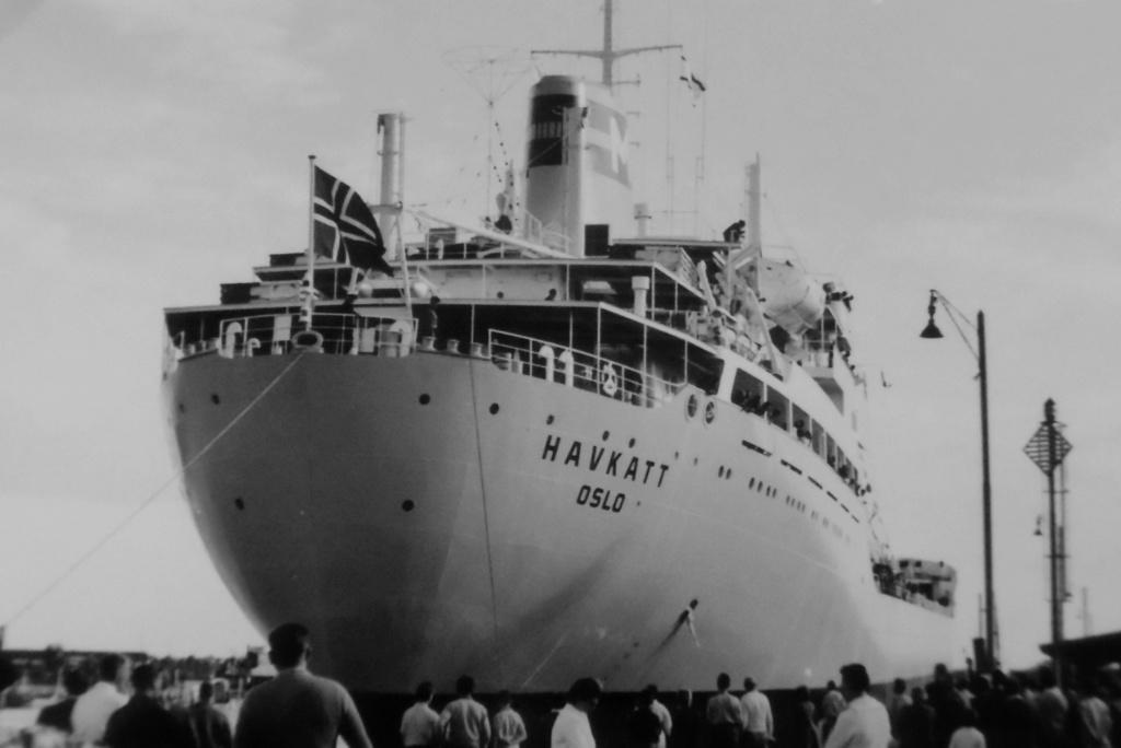 Photos Navires du monde construit entre 1950-1960 (5) Havkat10