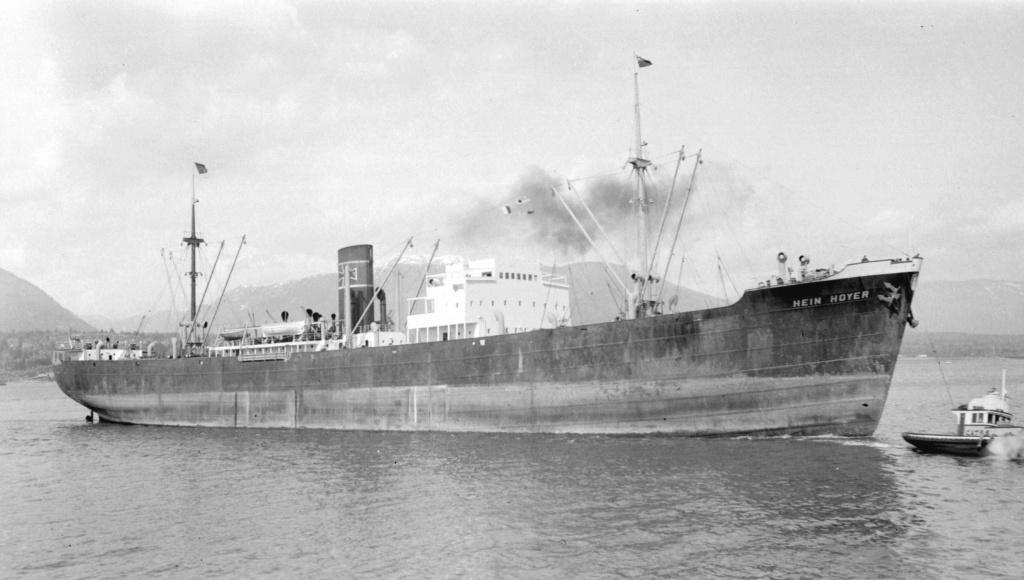 Photos General cargo avant 1940 (Plus 3000gt) 17 Hein_h10