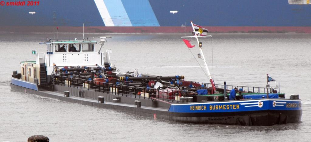 Photos de navires Luxembourgeois Armateur enre Belgique H/I Heinri10