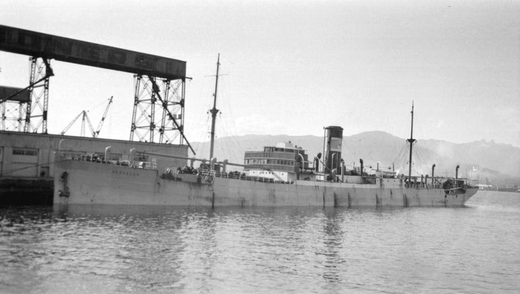 Photos General cargo avant 1940 (Plus 3000gt) 16 Herakl10