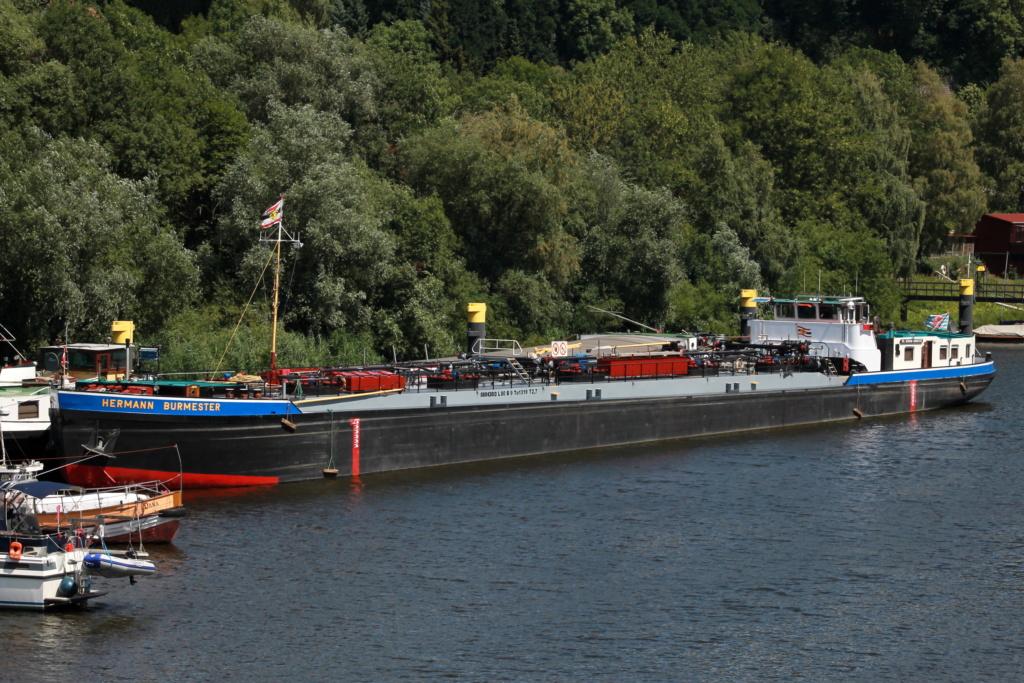 Photos de navires Luxembourgeois Armateur enre Belgique H/I Herman10