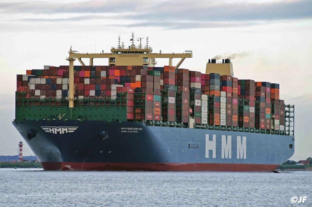 Pourquoi HMM construit-il les plus grands navires du monde? Hmm_al14