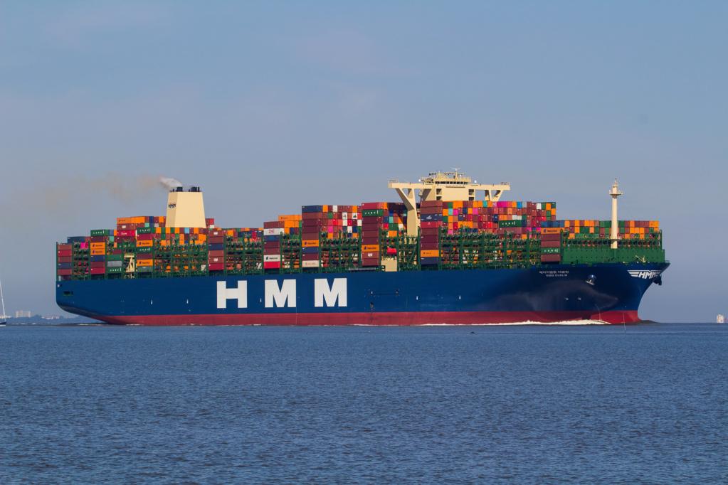 Pourquoi HMM construit-il les plus grands navires du monde? Hmm_du10
