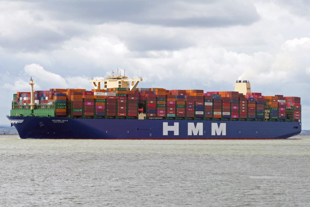 Pourquoi HMM construit-il les plus grands navires du monde? Hmm_gd10