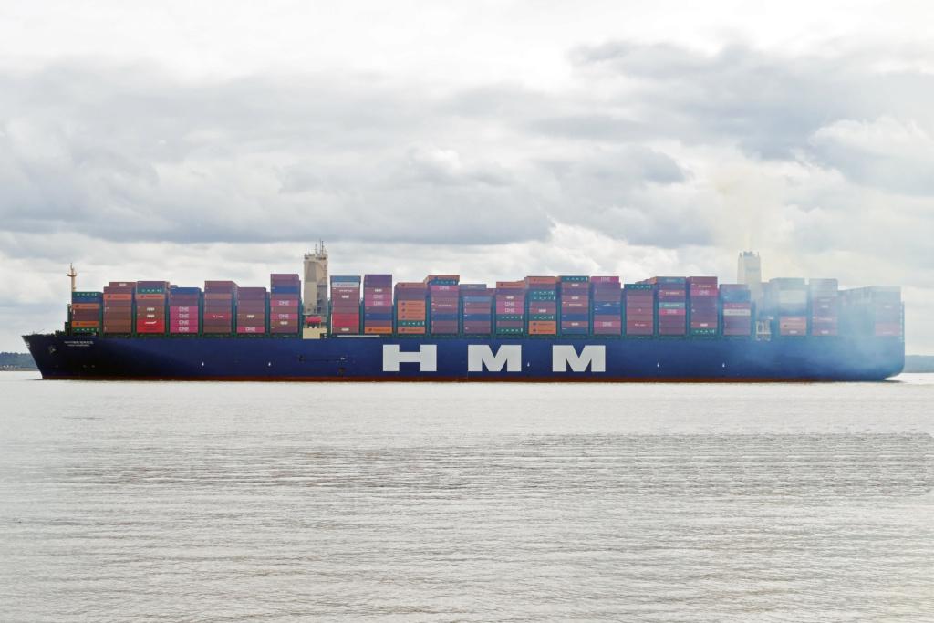 Pourquoi HMM construit-il les plus grands navires du monde? Hmm_ha10