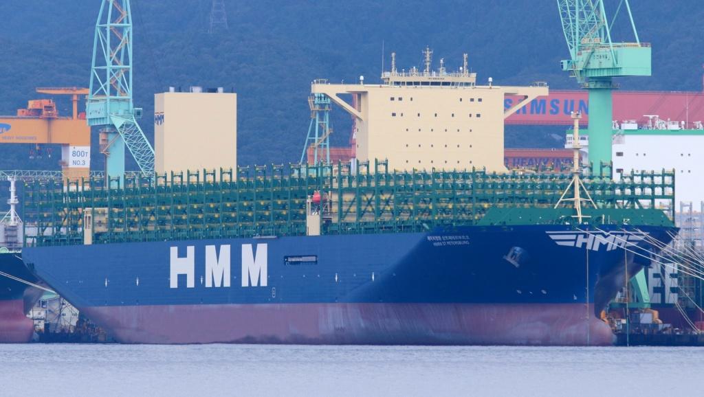Pourquoi HMM construit-il les plus grands navires du monde? Hmm_st10