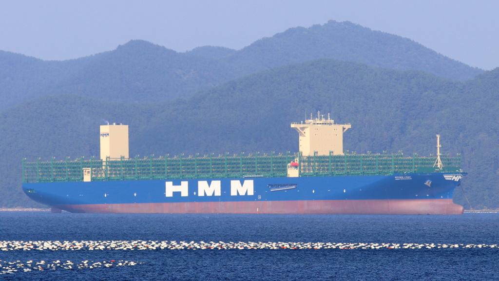 Pourquoi HMM construit-il les plus grands navires du monde? Hmm_st11