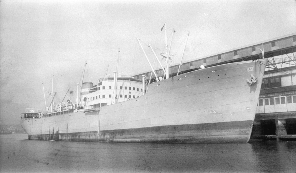 Photos General cargo avant 1940 (Plus 3000gt) 10  Hoegh_12