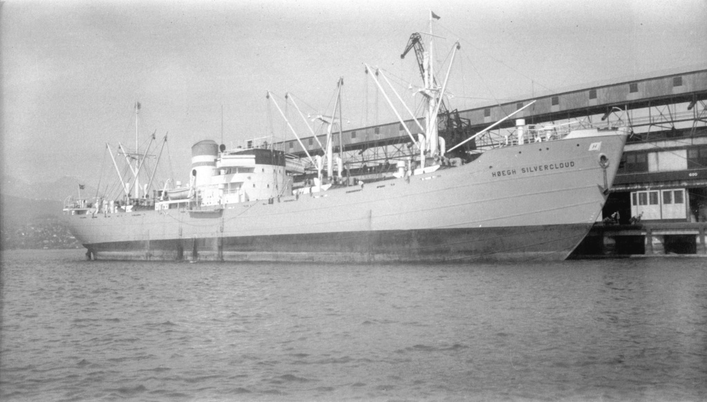 Photos General cargo avant 1940 (Plus 3000gt) 12 Hoegh_13