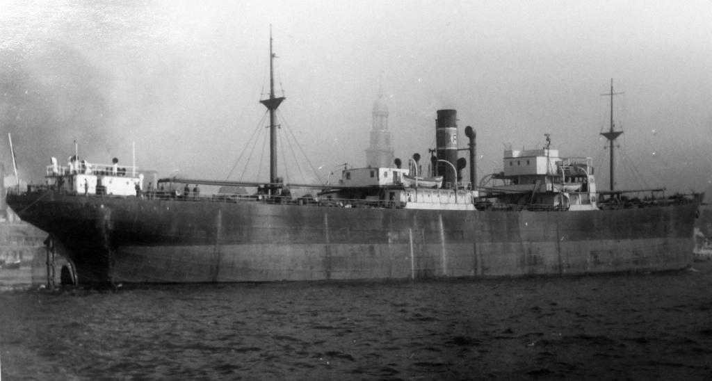 Photos General cargo avant 1940 (Plus 3000gt) 4 Holnis10
