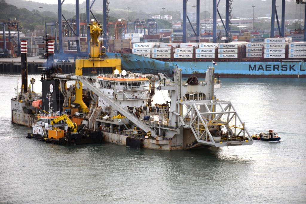 Photos de navires Luxembourgeois Armateur enre Belgique H/I Ibn_ba10