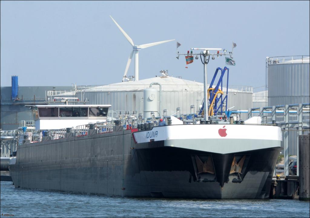 Photos de navires Luxembourgeois Armateur enre Belgique H/I Iduna_10