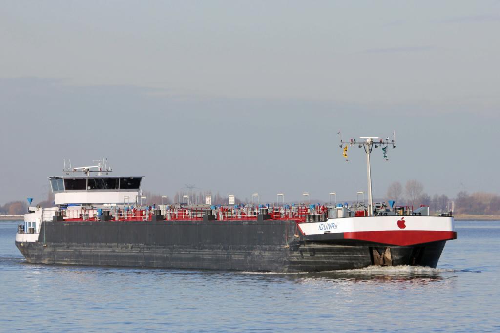 Photos de navires Luxembourgeois Armateur enre Belgique H/I Iduna_11
