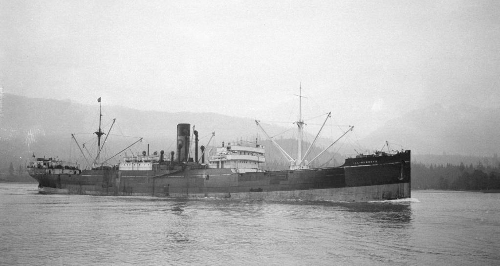 Photos General cargo avant 1940 (Plus 3000gt) 17 Illing10
