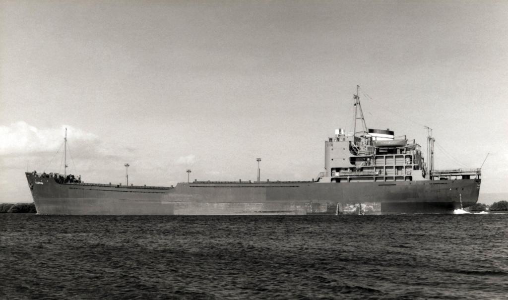 Photos Navires du monde construit entre 1950-1960 (5) Illowr10