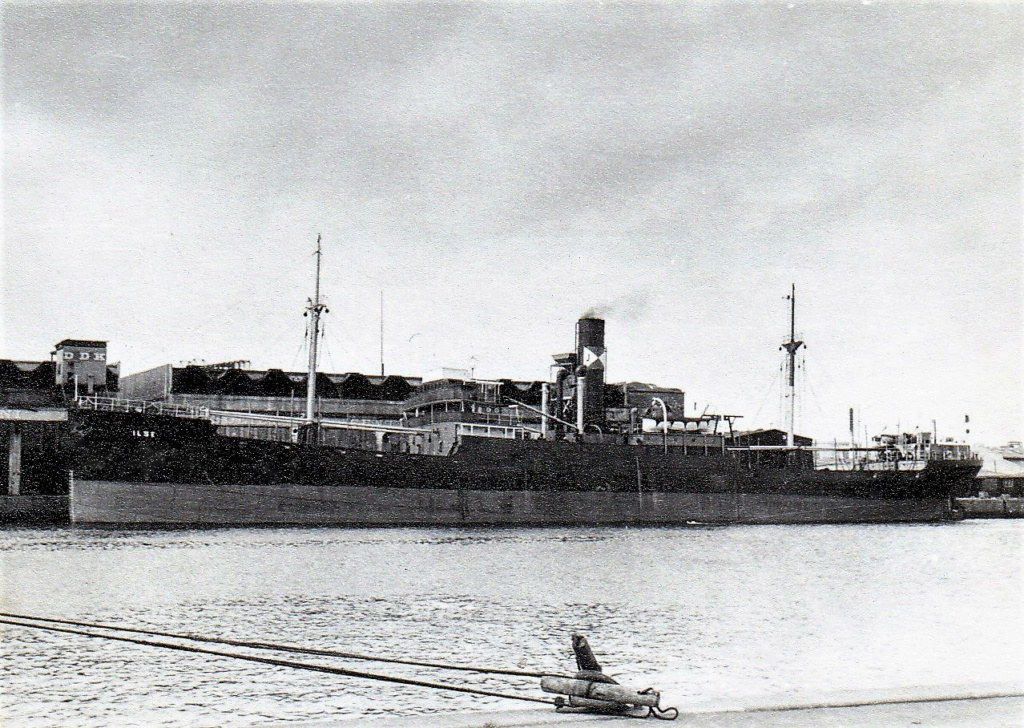 Photos General cargo avant 1940 (Plus 3000gt) 4 Ilse_i10