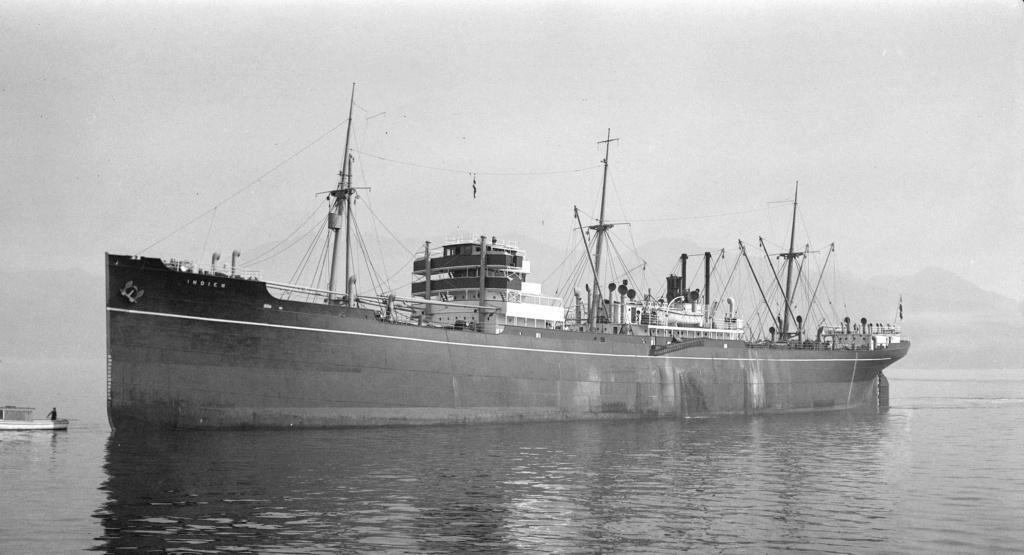 Photos General cargo avant 1940 (Plus 3000gt) 13 Indien10
