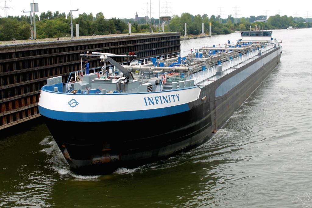 Photos de navires Luxembourgeois Armateur enre Belgique H/I Infini10