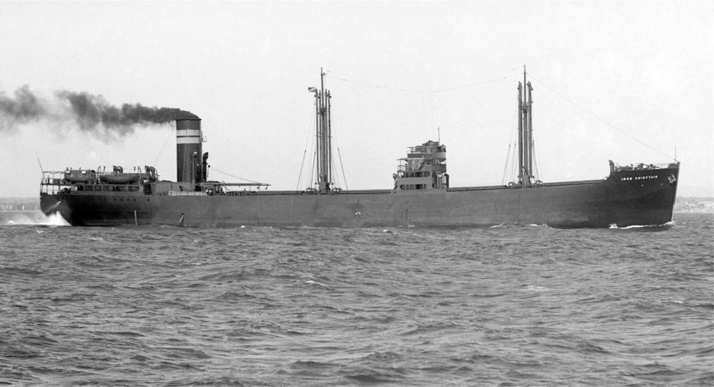 Photos General cargo avant 1940 (Plus 3000gt) 13 Iron_c10