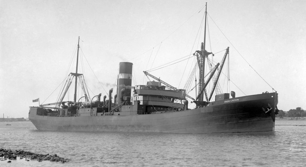 Photos General cargo avant 1940 (Plus 3000gt) 17 Iron_c11