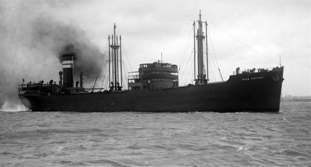 Photos General cargo avant 1940 (Plus 3000gt) 15 Iron_k11