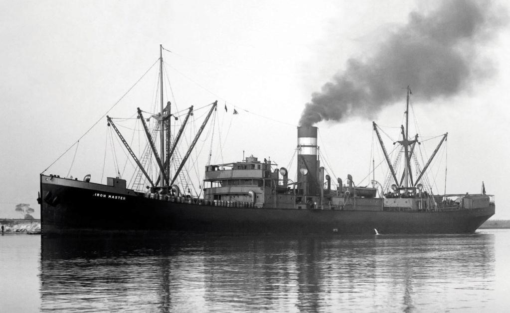 Photos General cargo avant 1940 (Plus 3000gt) 16 Iron_m10
