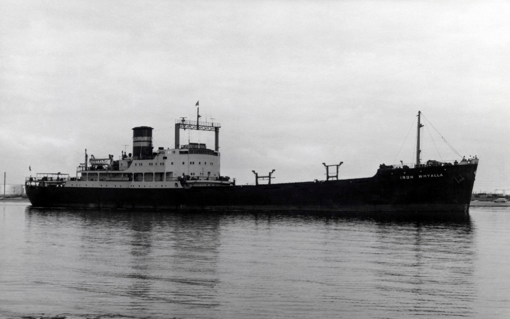 Photos Navires du monde construit entre 1950-1960 (5) Iron_w10