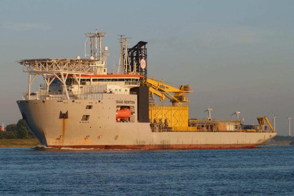 Photos de navires Luxembourgeois Armateur enre Belgique H/I Isaac_10