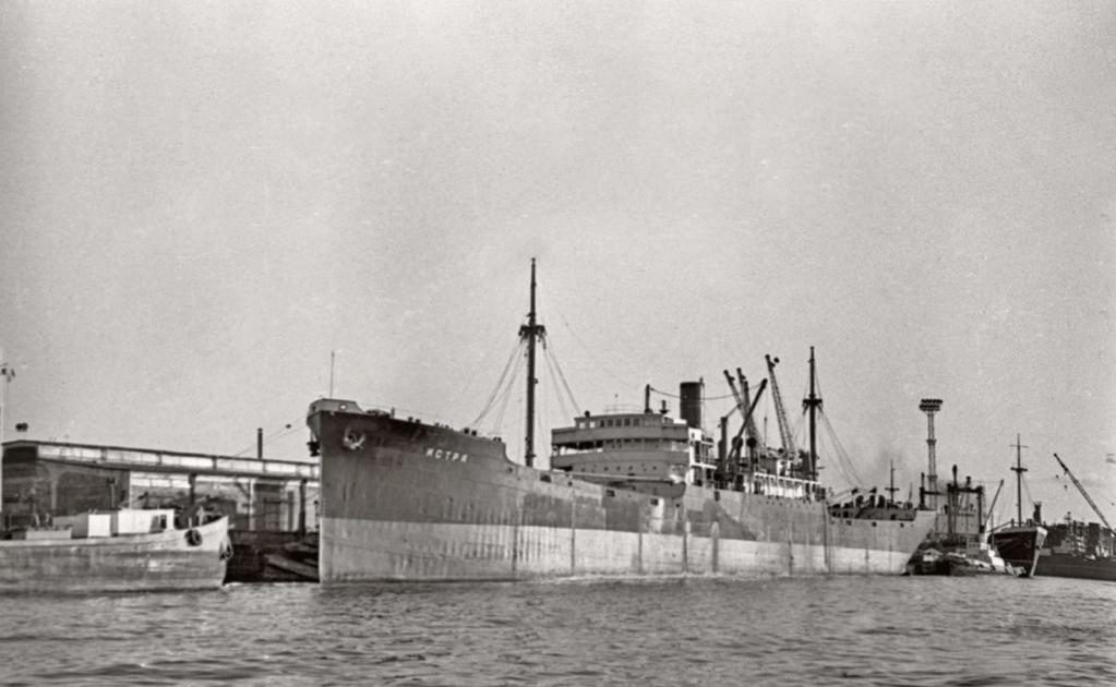 Photos General cargo avant 1940 (Plus 3000gt) 1  Istra_10