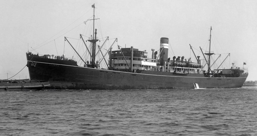 Photos General cargo avant 1940 (Plus 3000gt) 25 Itinda10