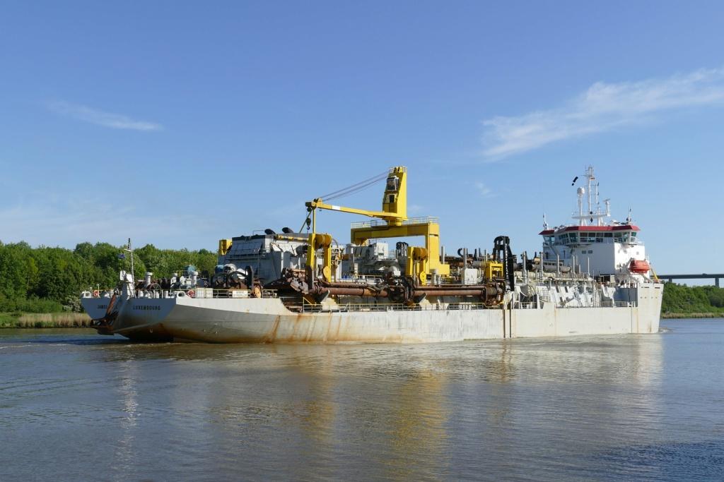 Photos de navires Luxembourgeois Armateur enre Belgique J-L James_10