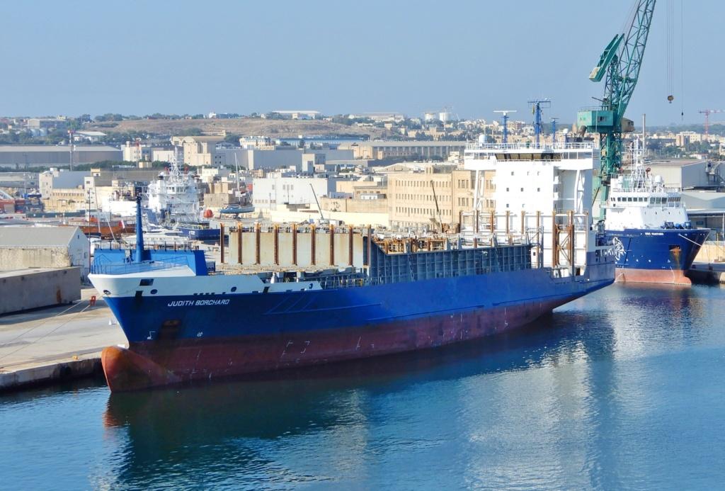 Photos de navires Luxembourgeois Armateur enre Belgique J-L Judith10