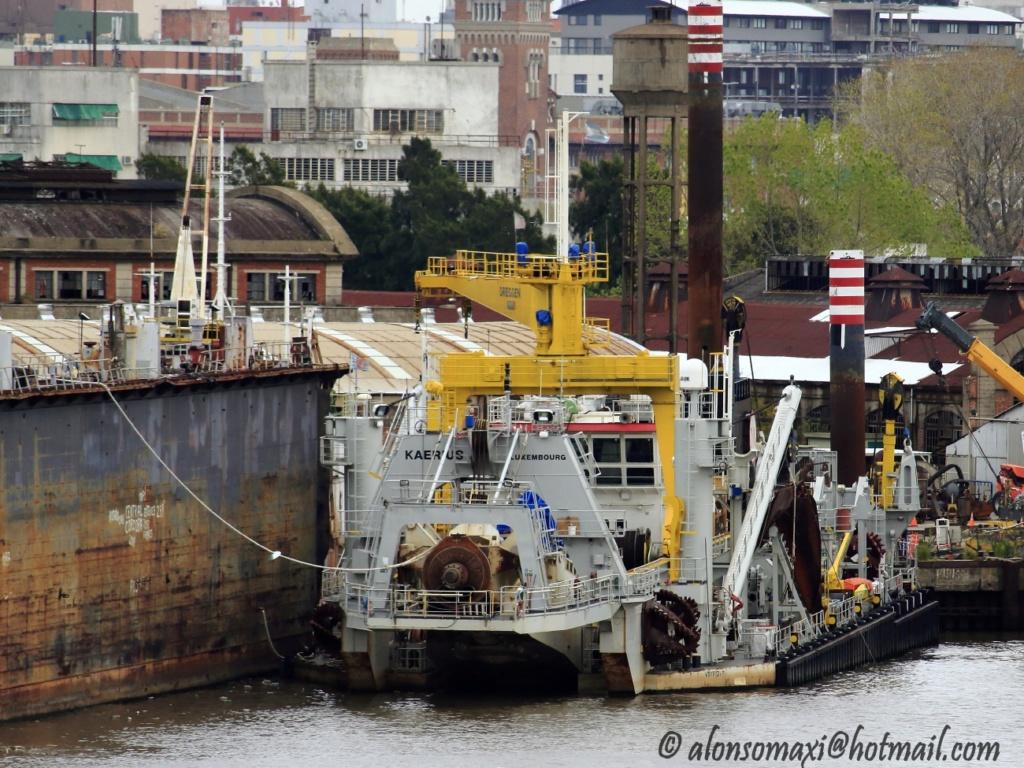 Photos de navires Luxembourgeois Armateur enre Belgique J-L Kaeriu10