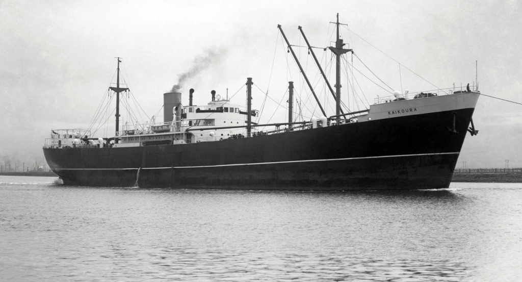 Photos General cargo avant 1940 (Plus 3000gt) 26 Kaikou12