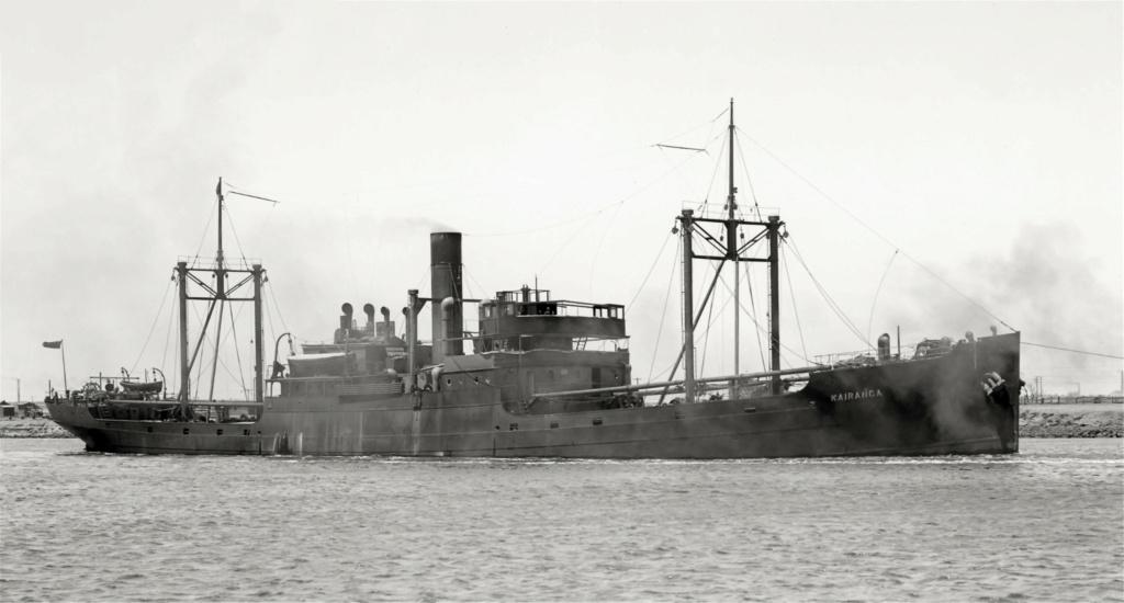 Photos General cargo avant 1940 (Plus 3000gt) 25 Kairan10