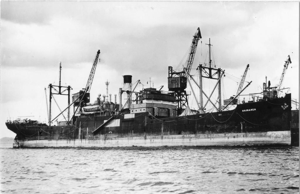 Photos General cargo avant 1940 (Plus 3000gt) 25 Kairan11